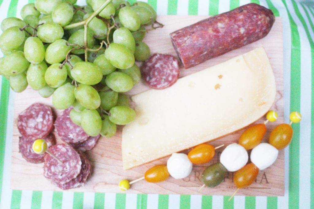 US Open Tennis Party - easy appetizers