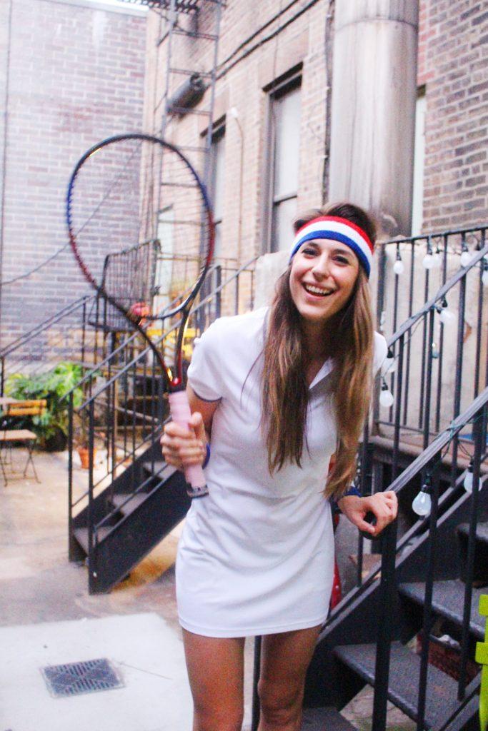 US Open Tennis Party