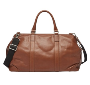 fossil duffle