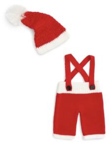 baby santa set