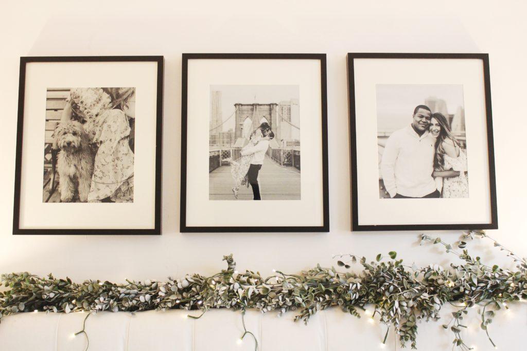 black and white art, black and white prints, framed prints, home decor, headboard, bedroom