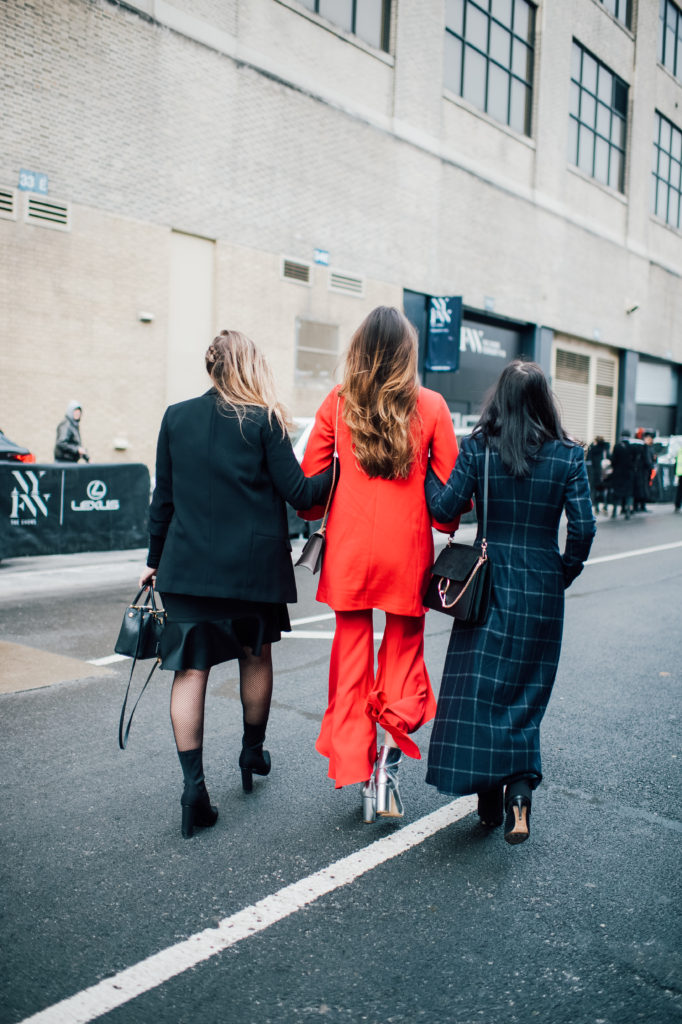 New york fashion week, NYC, street style