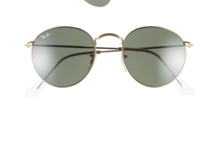 ray ban 50mm rounded