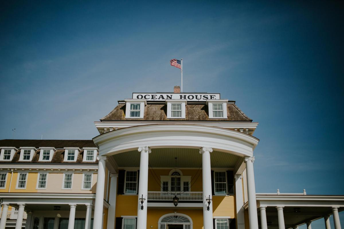 The Ocean House Rhode Island, East Coast Destination