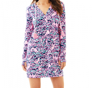 Lilly Pulitzer Lobster Roll Coverup