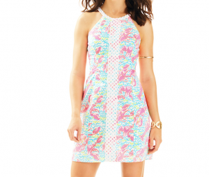 Lobster Roll Shift Lilly Pulitzer