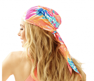 Lilly Pulitzer Head Wrap