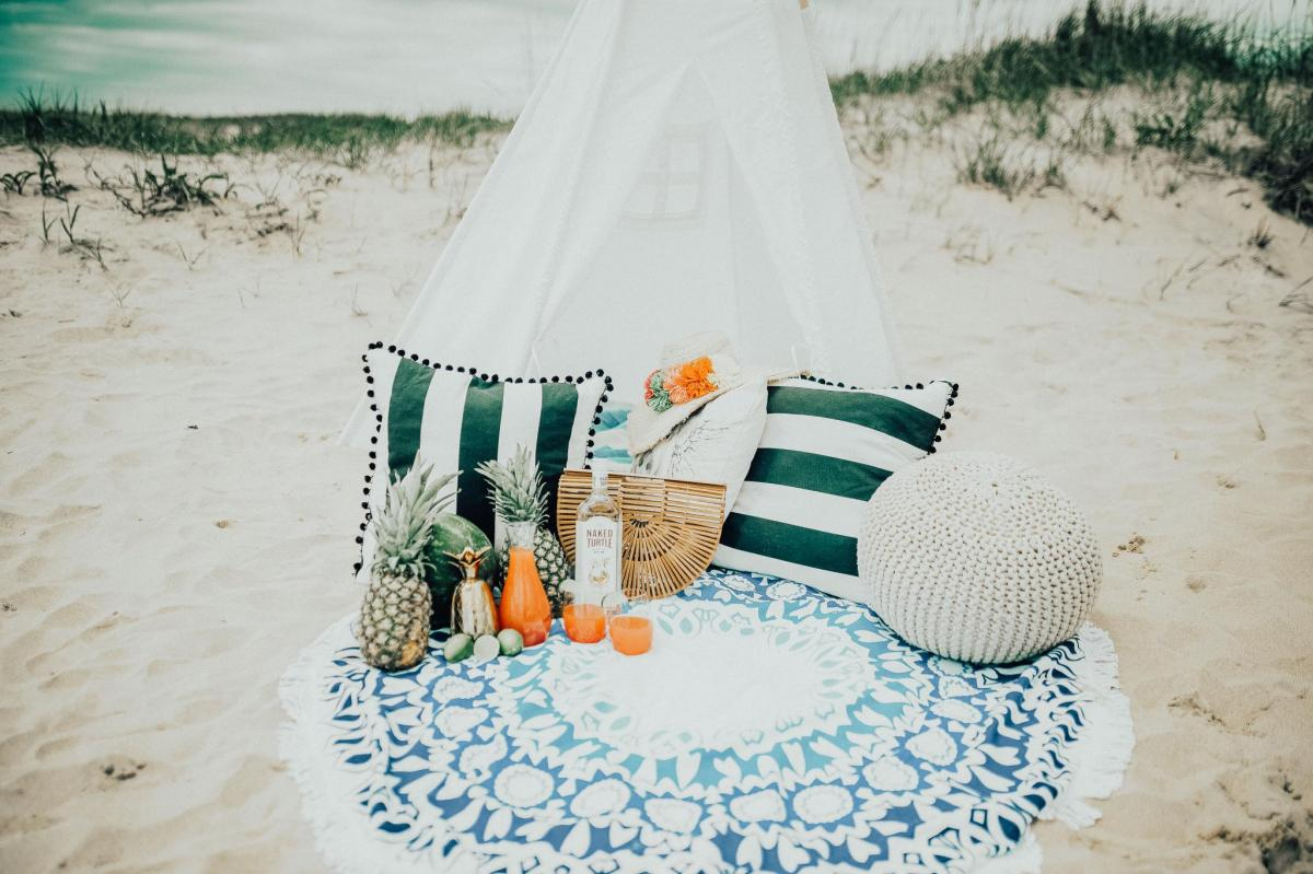 Boho Beach Party, Montauk