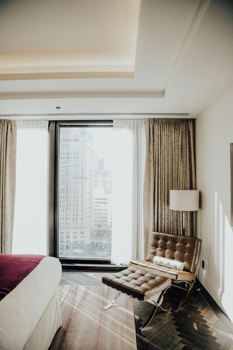 Chicago hotel diary
