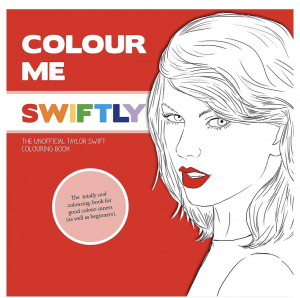 Colour Me Swiftly Coloring Book