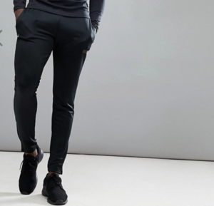 Superdry Sport Training Pant In Black