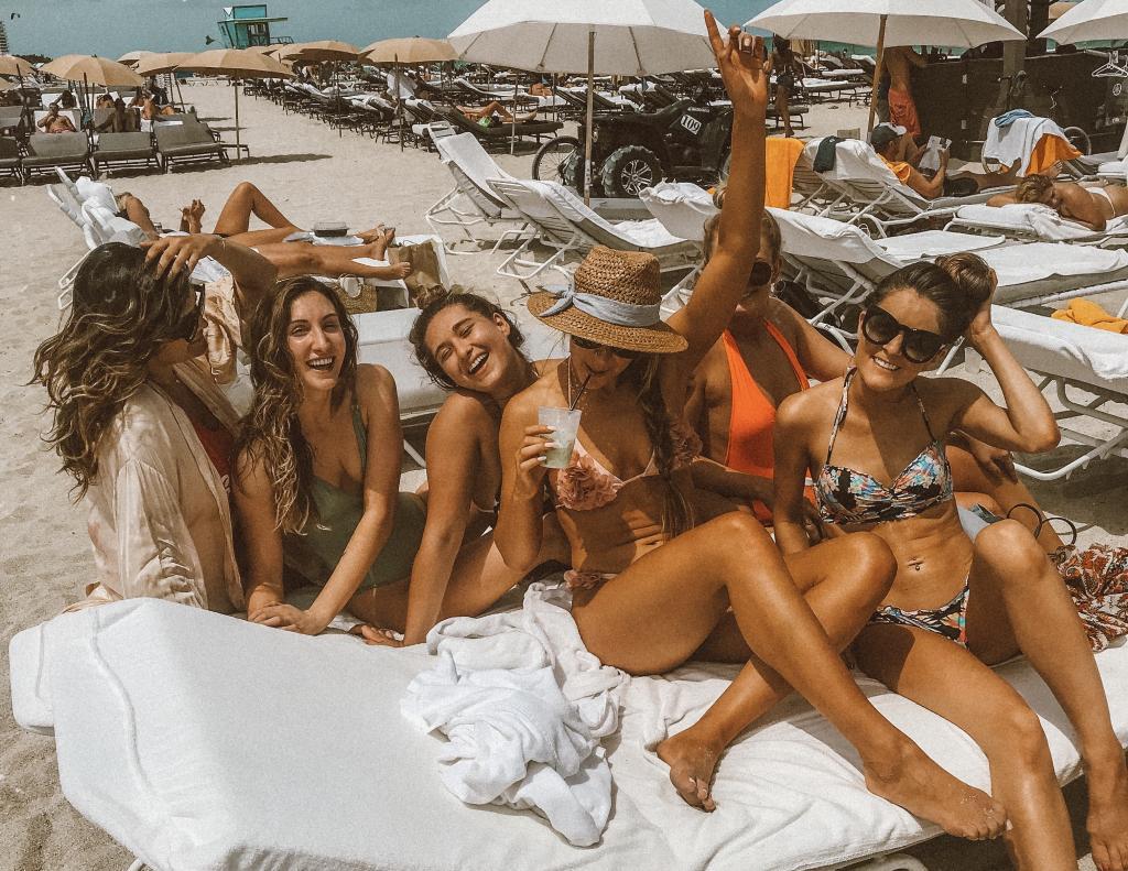 Miami bachelorette